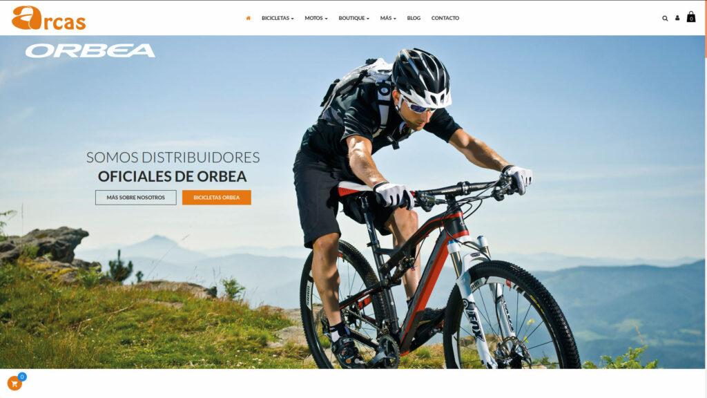 Arcas Motos y Bicis